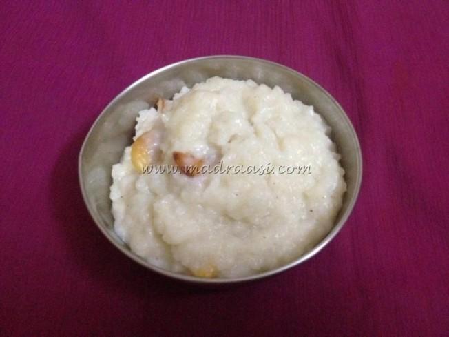 Sugar candy rice / Kalkandu sadam