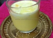 Badam (Almond) milk