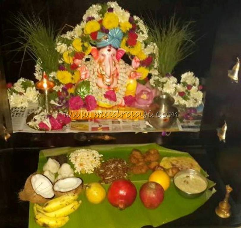 Easy Vinayagar Chaturthi, Simple Ganesh Chaturthi recipes