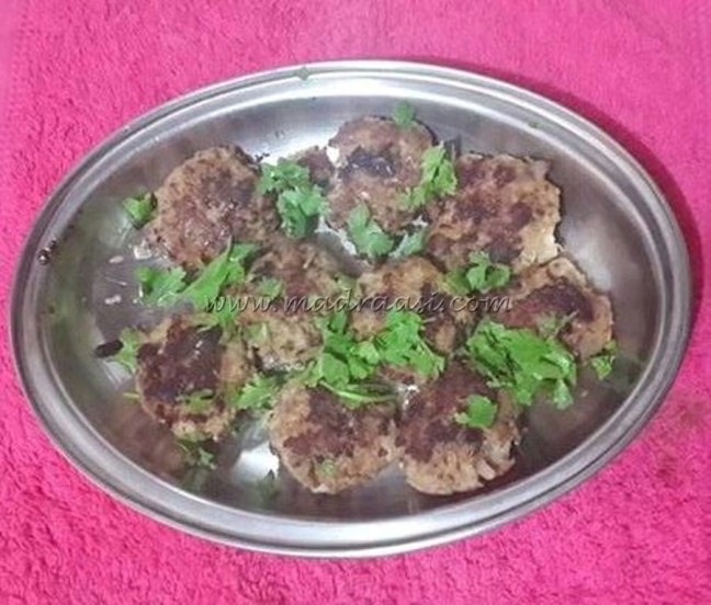 Mutton Cutlet / Lamb patties
