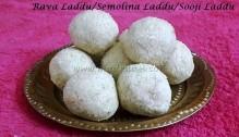 Rava Laddu/Semolina Laddu/Sooji Laddu