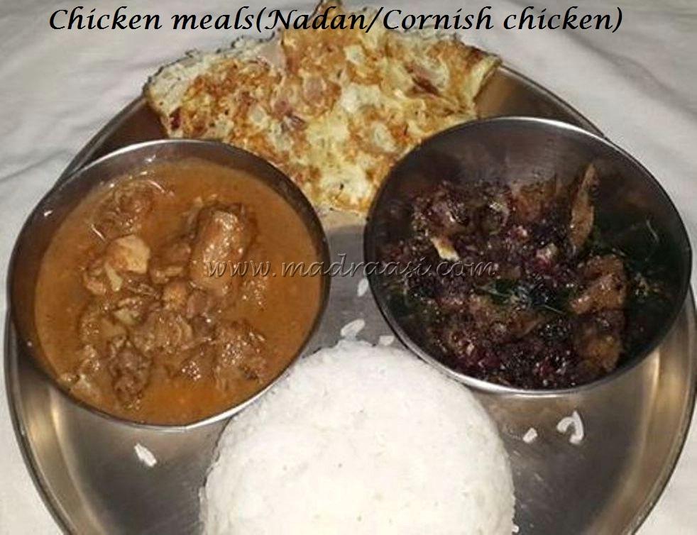 Cornish Chicken Chicken Meals Nadan Cornish
