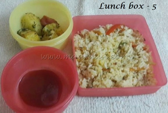 Lunchbox - 5