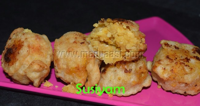 Susiyam, Suyyam, images of susiyam, picture of susiyam, susiyam recipe, suyyam recipe, suyyam pictures, suyyam images, tamil recipe, tamil food, authentic tamil recipe, traditional tamil recipes