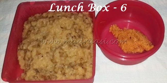 Lunch box - 6