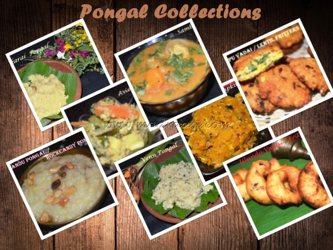 Pongal Collections