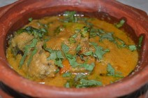 Fish Curry - Tuticorin Style
