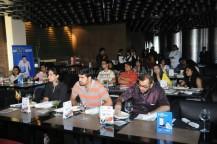 Foodie Meetup at Lalit Ashok