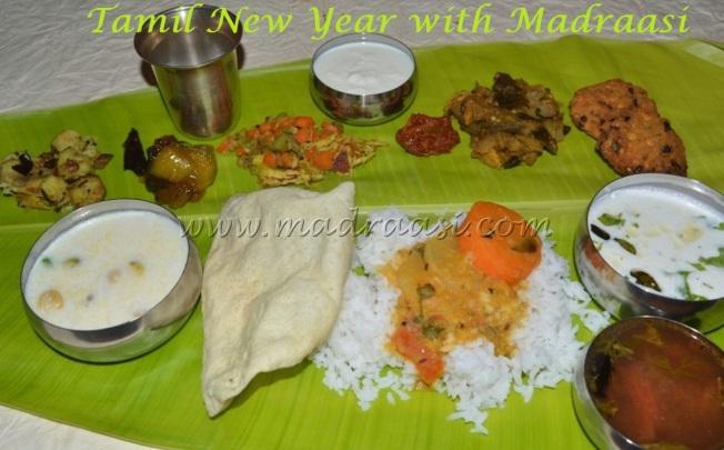 Tamil New Year / Varusha Pirappu / Puthandu