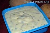 Mashed Potato Dip