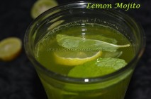 Lemon Mint Mojito
