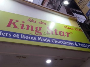 King Star - Homemade Chocolates in Ooty