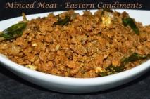 Minced Meat - Eastern Beef Ularthu Masala