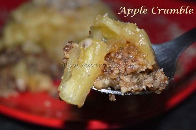 Apple Crumble