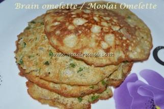 Brain Omelette / Moolai Omelette