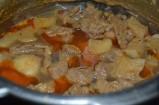 After pressure-cook