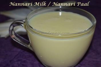 Nannari Milk / Nannari Paal