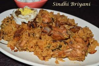 Sindhi Briyani