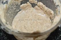 Ground coconut paste