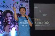 Mr. Peter Chang M.D of Asus