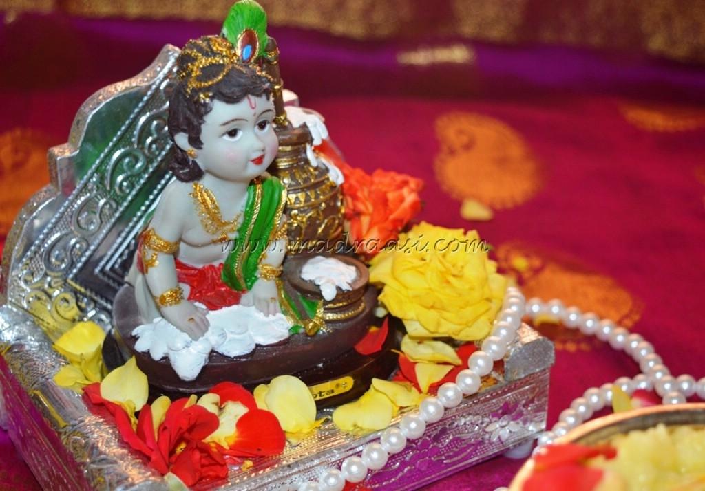 Krishna Jeyanthi / Janmastami / Gokulastami Recipes