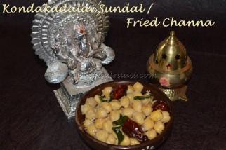 Kondakadalai Sundal recipe, Sundal recipe, Chickpeas Sundal recipe, kondakadalai sundal, recipes, breakfast recipe, vinayagar chaturthi recipes, ganesh chaturthi recipes, food blog, vegetarian, protein rich food, tamil cuisine, tamil sundal recipe, healthy breakfast recipe, madraasi recipes
