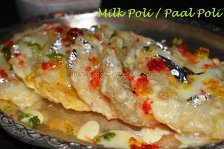 Milk Poli / Paal Poli