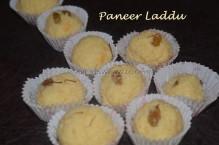 Paneer Laddu