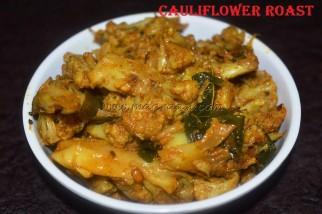 Cauliflower Roast