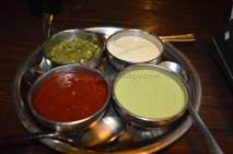 4 different Sauces