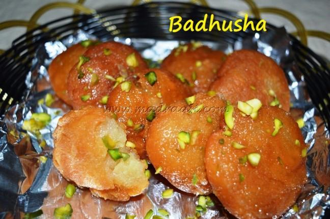 Badhusha