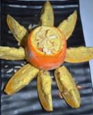 Orange rabdri
