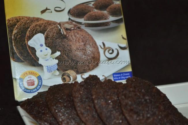 Review - PILLSBURY Choco Idli Cake Mix