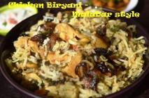 Malabar Chicken Briyani