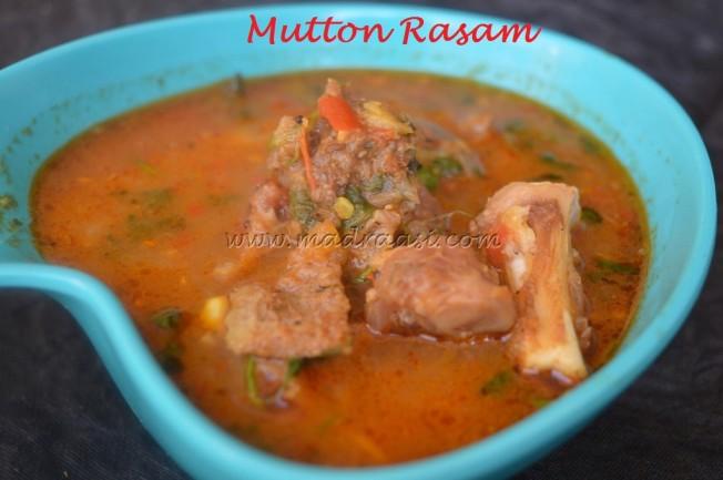 Mutton Rasam