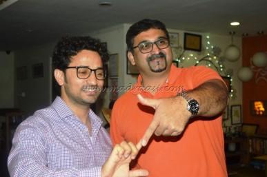 Mr. Subash Baligal and Mr. Sandeep Rana