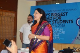 Young Chef Olympiad - IIHM, Bangalore