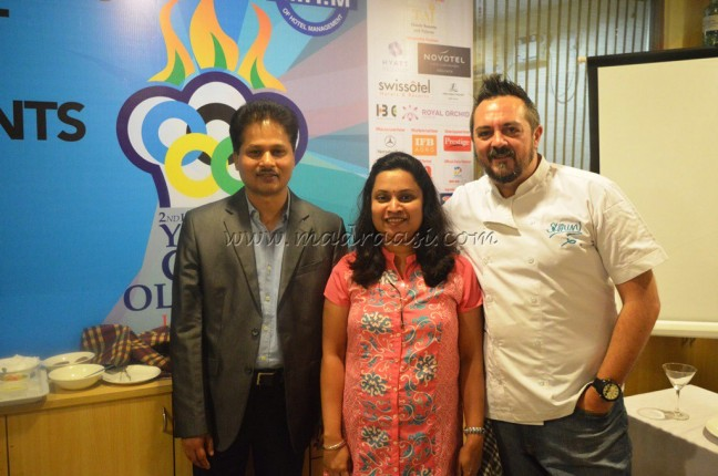 Young Chef Olympiad - IIHM