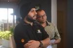 With Chef Prabhmeet Singh Sethi