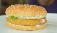 Chaoroen Chicken Burger