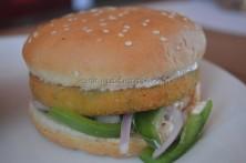 CP Veg Burger