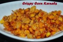 Crispy Corn Kernels