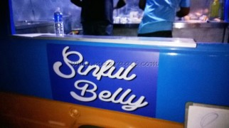 Review - Sinful Belly