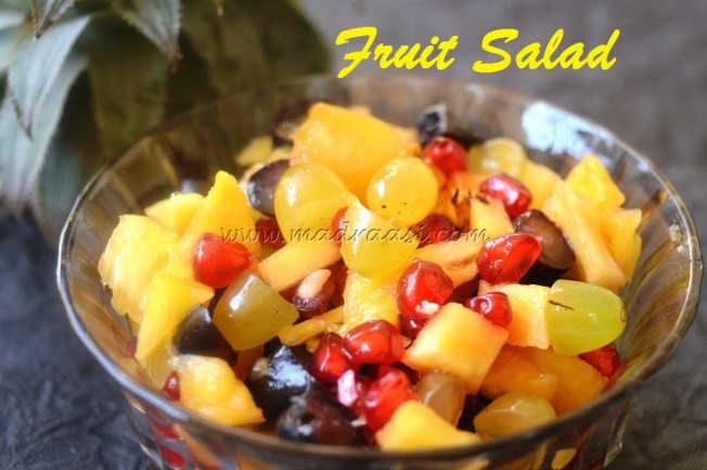 Fruit Salad