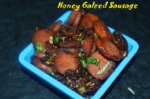 Honey Glazed Sausage
