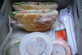 Food Review - Meal Diaries