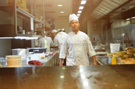 Food Review - Yauatcha
