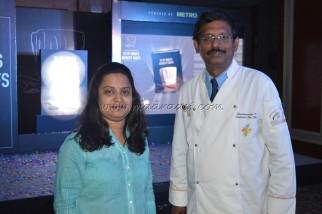 Me with Chef Soundararajan P