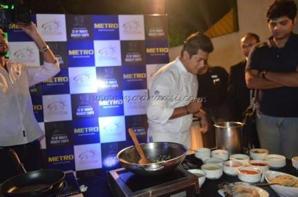 Culinary Demo by Chef Sabyasachi Gorai