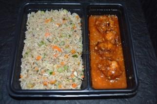 Chinese veg combo
